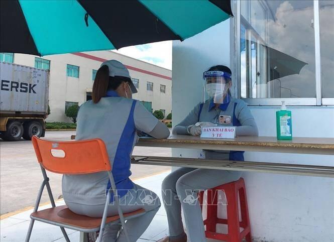 Đồng Nai tiêm vaccine lưu động cho công nhân tại khu công nghiệp