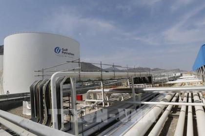 Giá dầu châu Á tăng hơn 1% trong phiên chiều 10/8
