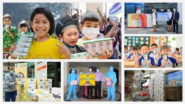 Vinamilk: Thương hiệu sữa được người tiêu dùng Việt chọn mua 10 năm liền