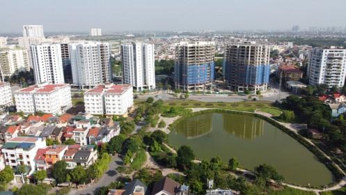 Thị trường bất động sản giảm mạnh cả cung và cầu