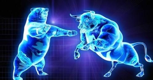 Thị trường chứng khoán ngày 10/8 - Thị trường tăng nhẹ