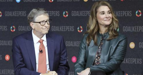 Chuyển gần 6 tỷ USD cho vợ cũ, Bill Gates tụt hạng tỷ phú