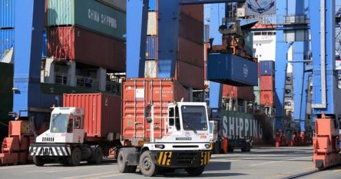 Gần 1.500 doanh nghiệp họp trực tuyến giải quyết ùn tắc ở cảng Cát Lái