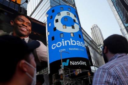 Lợi nhuận Coinbase tăng vọt 1,6 tỷ đô la, ETH vượt BTC về khối lượng giao dịch