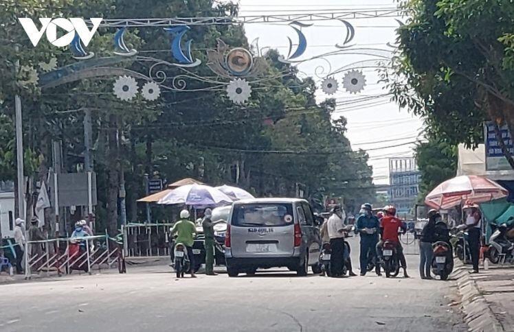 """Tiền Giang áp dụng """"Giấy đi đường"""" từ ngày 12/8"""