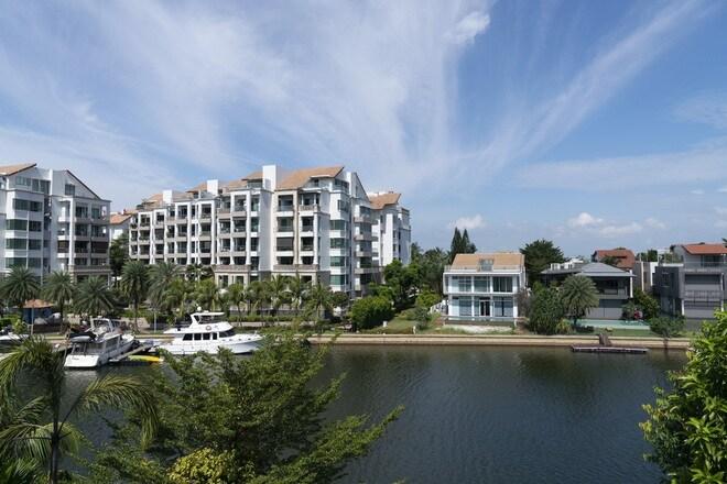 Giới siêu giàu lại điên cuồng lùng mua bất động sản Singapore