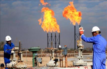Giá dầu thế giới phiên 10/8 tăng hơn 2%