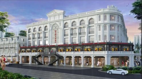 CTCP Khách sạn Đông Á (DAH) có lãi ngay sau khi tái cơ cấu