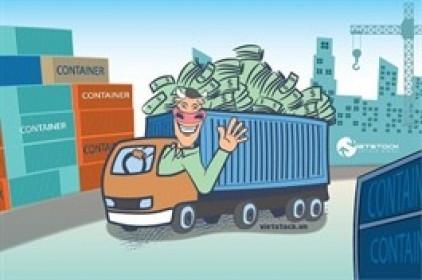 """Doanh nghiệp logistics bứt phá trong quý 2 nhờ """"cú hích"""" từ giá cước vận chuyển"""