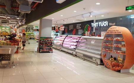 Trứng gà Hòa Phát phủ sóng hệ thống Vinmart và hầu hết các siêu thị tại Hà Nội