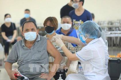 Trưa 12/8, Hà Nội ghi nhận 26 ca mắc COVID-19 trong đó có 7 ca sau sàng lọc ho sốt