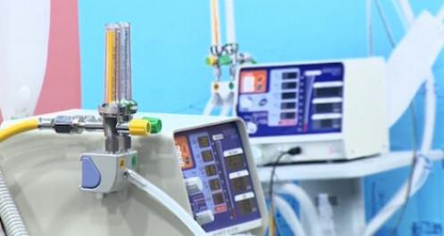 Doanh nghiệp nói gì về thông tin nâng giá máy thở?