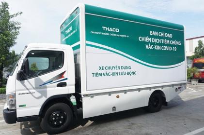 Hà Nội: Sẽ tiêm vaccine Covid-19 lưu động bằng xe ô tô chuyên dụng