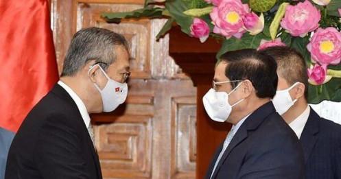 Đề nghị Nhật Bản tiếp tục hỗ trợ, nhượng lại vắc xin cho Việt Nam