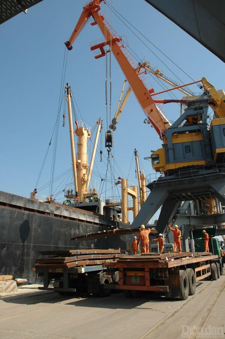 Công ty CP Cảng Hải Phòng: Kỳ vọng về cảng nước sâu