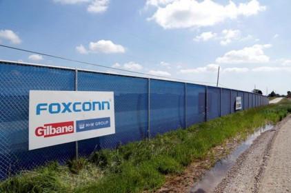 Lợi nhuận quý II/2021 của Foxconn tăng 30%
