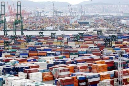 Xuất khẩu của EU sang Vương quốc Anh tăng mạnh
