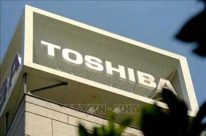 Phục hồi doanh số bán chip bán dẫn, Toshiba kinh doanh có lãi trở lại