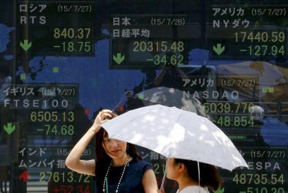 CK Châu Á giảm khi thị trường thận trọng với những quy định