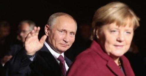 """Dòng chảy phương Bắc 2 khơi thông """"dòng chảy lợi ích' dồi dào cho Nga?"""