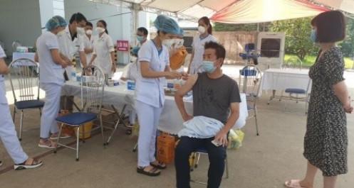 Gần 70% lao động tại các KCN ở Hải Phòng đăng ký tiêm vaccine Sinopharm