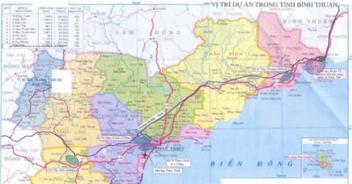 Tập đoàn Thái Bình Dương gặp khó ở Bình Thuận