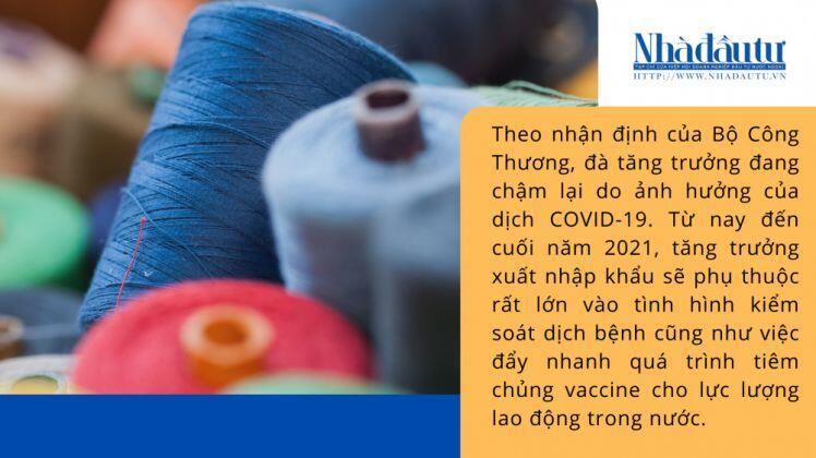 Dệt may Việt Nam: Áp lực từ ngưng trệ sản xuất, thiếu lao động