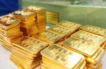 Chênh lệch giá vàng trong nước và thế giới có lúc lên tới gần 9 triệu đồng/lượng