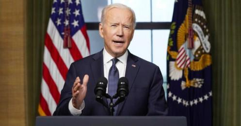 Tổng thống Mỹ Biden bất ngờ vì chính phủ Afghanistan sụp đổ quá nhanh