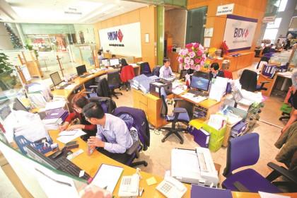 Ngân hàng đang nỗ lực thúc đẩy lưu thông dòng vốn