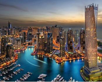 """Trào lưu sang Dubai """"trốn dịch"""" của giới siêu giàu"""