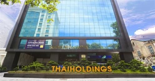Thaiholdings vay 500 tỷ đồng mua cổ phiếu