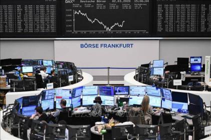 Xu hướng mua lại cổ phiếu tại châu Âu tăng mạnh