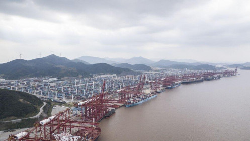 Chuỗi cung ứng toàn cầu ngày càng bị tắc nghẽn nghiêm trọng