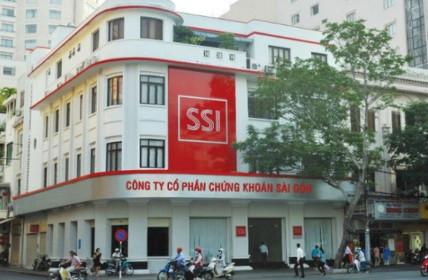 Một cổ đông lớn muốn thoái 15 triệu cổ phiếu SSI trên đỉnh giá lịch sử