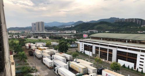 Tại sao Trung Quốc đột ngột dừng thông quan hàng hóa ở cửa khẩu Tân Thanh?
