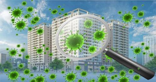 COVID-19 có phát tán qua hệ thống thông gió và điều hòa không khí chung cư?