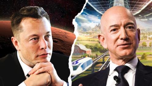 Công ty của Jeff Bezos kiện NASA vì trao hợp đồng Mặt Trăng cho SpaceX