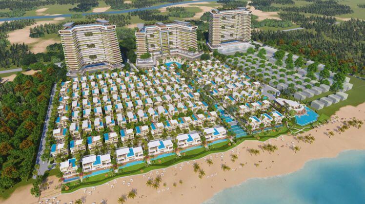 Hé lộ thông tin Sunshine Homes thâu tóm dự án quy mô 5.000 tỷ đồng ven biển Đà Nẵng