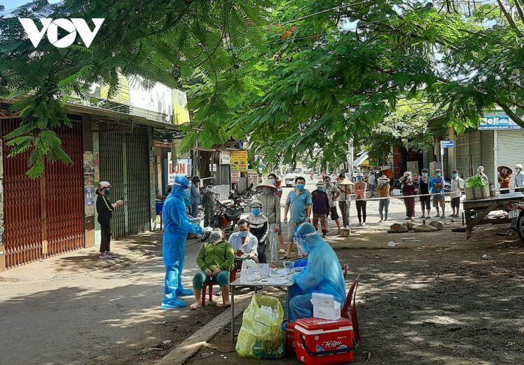 Đắk Lắk phát hiện chùm ca bệnh mới tại thành phố Buôn Ma Thuột