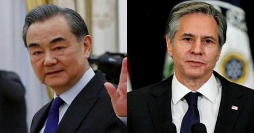 """Mỹ-Trung Quốc điện đàm cấp Ngoại trưởng về Afghanistan, Bắc Kinh """"nói dỗi"""": Đã kiềm chế lại còn đòi hợp tác"""