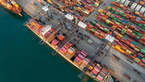 Chuỗi cung ứng toàn cầu bị rối loạn do tình trạng tắc cảng container
