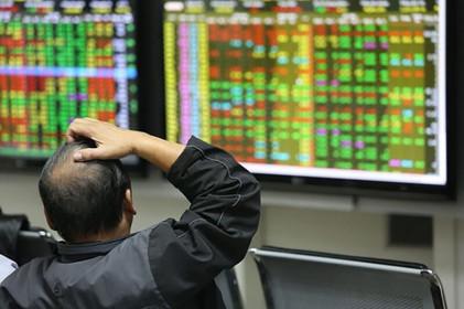 Khối ngoại bán ròng mạnh, VN-Index tiếp tục giảm điểm