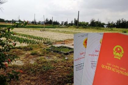 Thủ tục thu hồi đất sử dụng không đúng mục đích