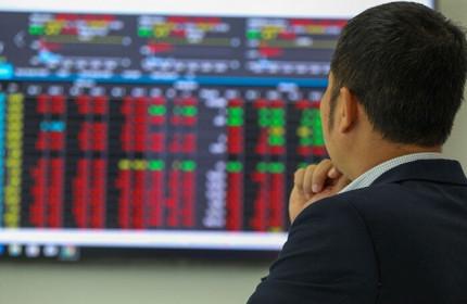 VN-Index chỉ giảm nhẹ hơn 2 điểm dù cổ phiếu ngân hàng gây thất vọng