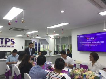Chứng khoán Tiên Phong dự đưa 200 triệu cổ phiếu niêm yết trên HoSE