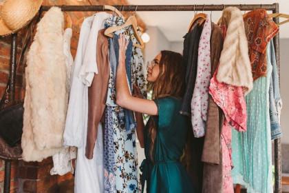 Dịch vụ cho thuê quần áo - Tương lai của ngành thời trang?