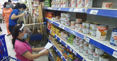 Lo ngành chế biến lương thực, thực phẩm bị đứt nguồn cung, TP.HCM kiến nghị Thủ tướng gỡ khó