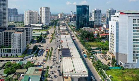Diễn biến mới của phân khúc căn hộ dịch vụ khu vực vành đai Hà Nội