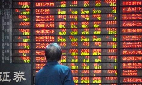 Trung Quốc giữ nguyên lãi suất, chứng khoán châu Á giảm